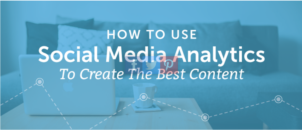 How to take advantage of social media analytics to create great content